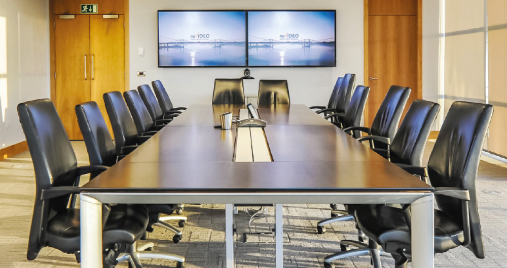 UK's leading integrators of video conferencing