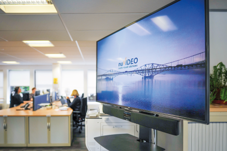 video conferencing and audio-visual solutions